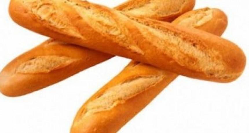 Suba de seis por ciento en el valor del pan