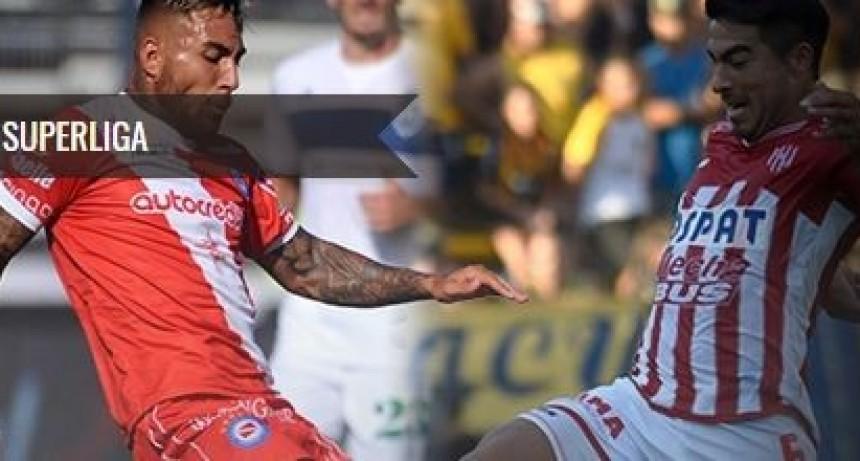 Unión visita a Argentinos Juniors con un solo cambio en el equipo