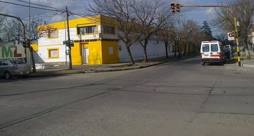 Pro Adelanto Barranquitas solicita la demarcación de sendas peatonales frente a la Escuela Fátima