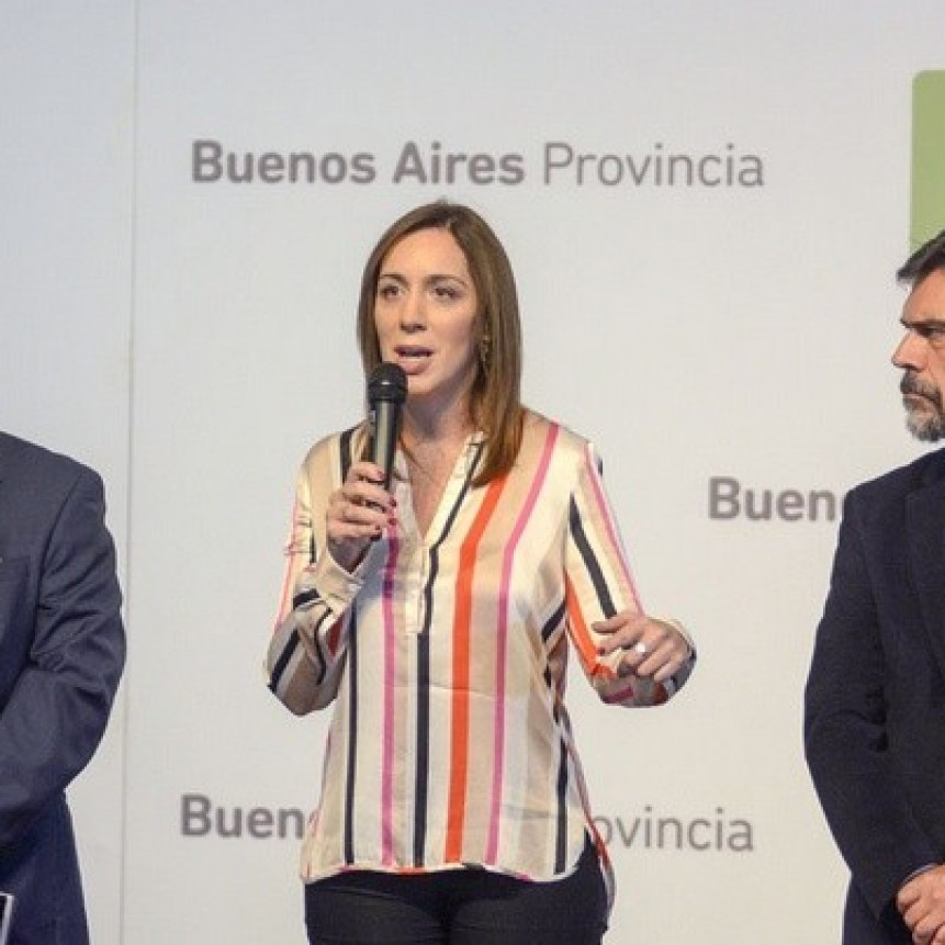 María Eugenia Vidal admitió su falta de vocación para la presidencia