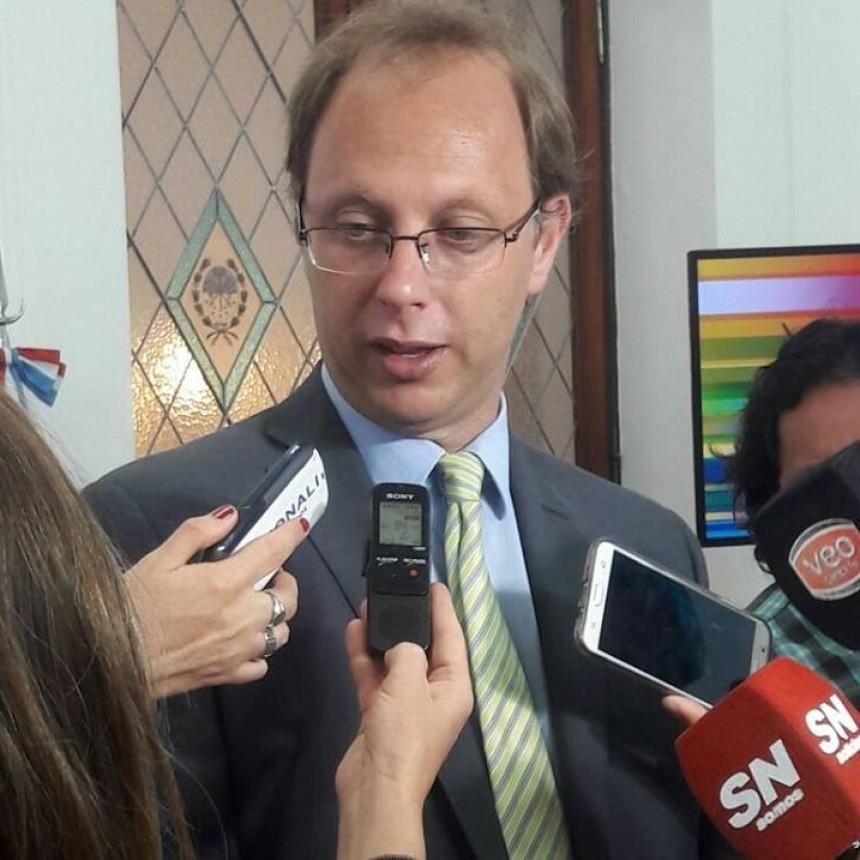 Para Gonzalo Saglione se debería llegar este mes a un acuerdo por la deuda por coparticipación