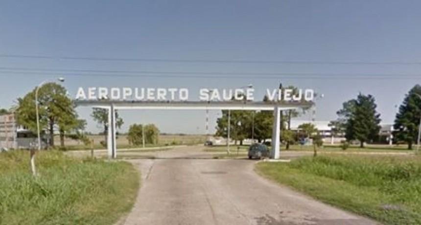 Tránsito cerrado en el ingreso a Sauce Viejo por autopista