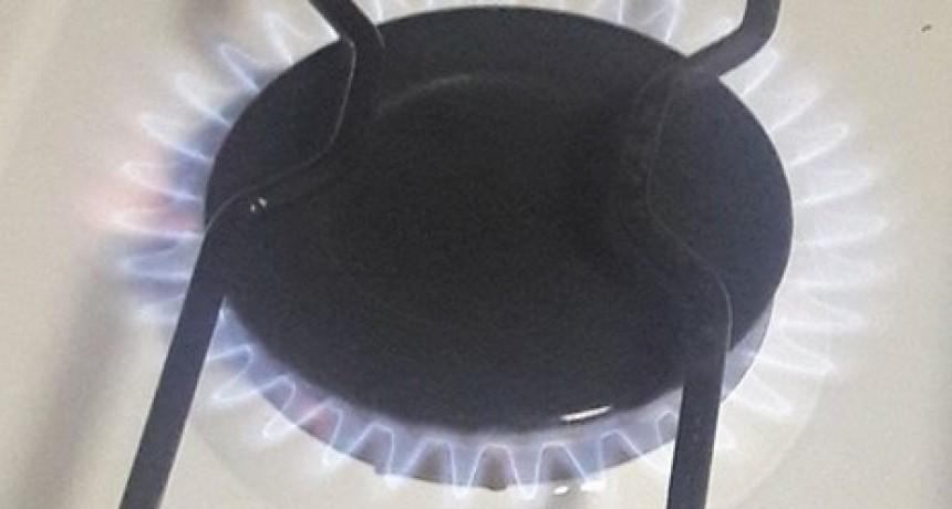El aumento en la tarifa de gas podrá pagarse en tres cuotas