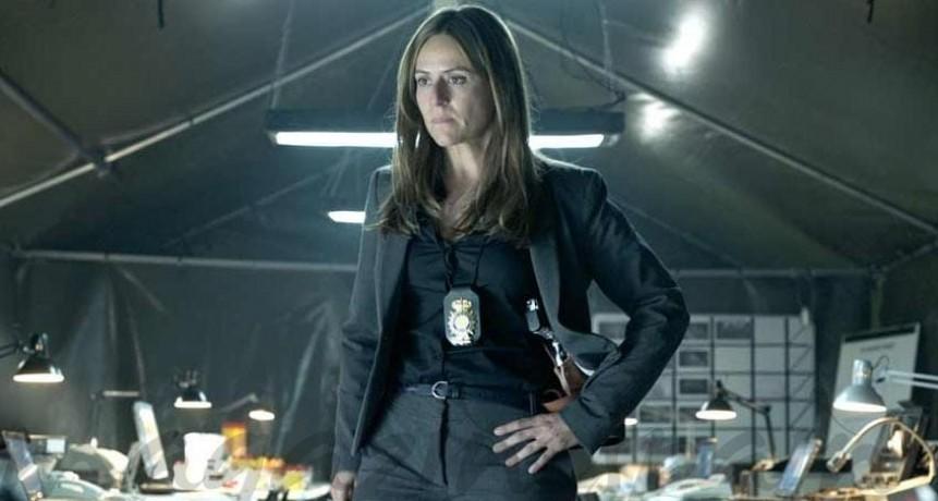 La inspectora Murillo confirmó que no sabe aún si participa de la tercera temporada de la Casa de Papel