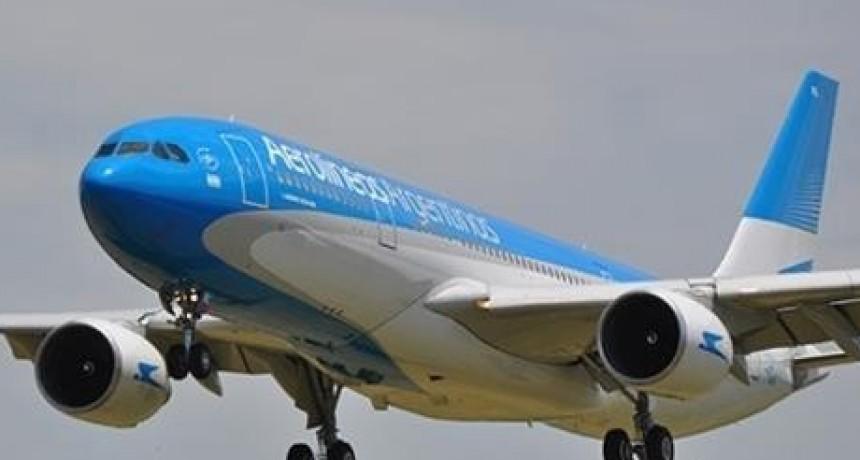 Aerolíneas Argentinas eliminará la clase ejecutiva de los vuelos de cabotaje y regionales