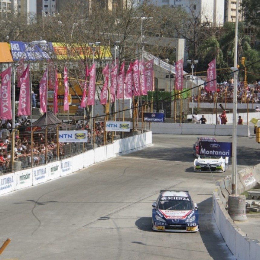 El Súper TC 2000 se realiza en septiembre