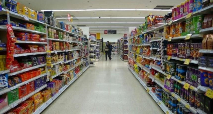 El consumo cayó un 12,3 % en marzo