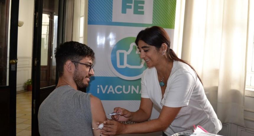 La campaña de vacunación antigripal empieza el lunes