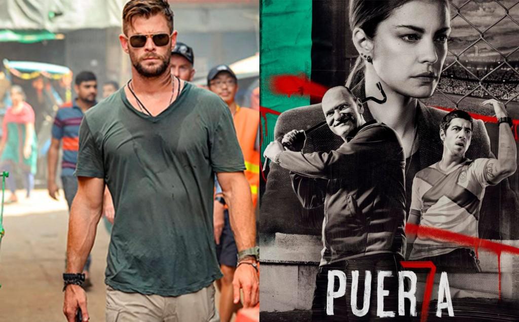 Netflix en cuarentena: Misión Rescate y Puerta 7