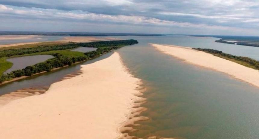 Bajante del río Paraná: las medidas adoptadas