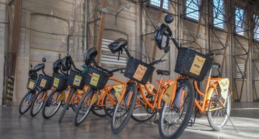 Entregaron bicicletas a trabajadores de la salud de Santa Fe