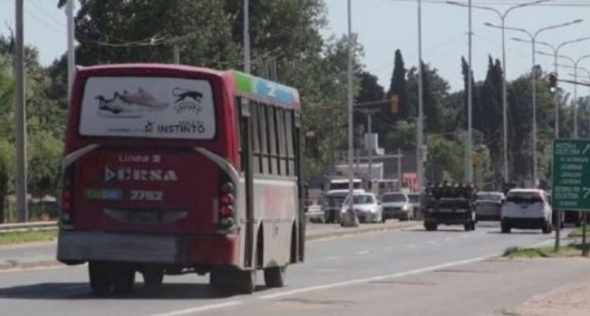 Un chofer de colectivo hizo bajar a una médica