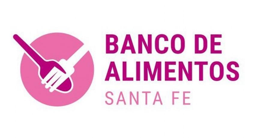 El Banco de Alimentos Santa Fe realiza una nueva entrega el 6 y 27 de Mayo