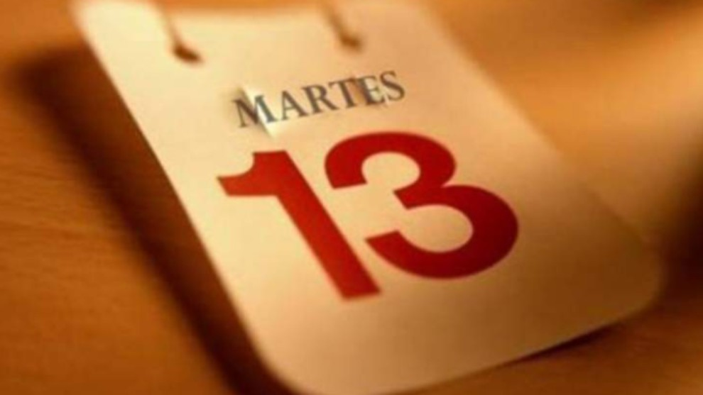 ¿Por qué es considerado el martes 13 un día de la mala suerte?