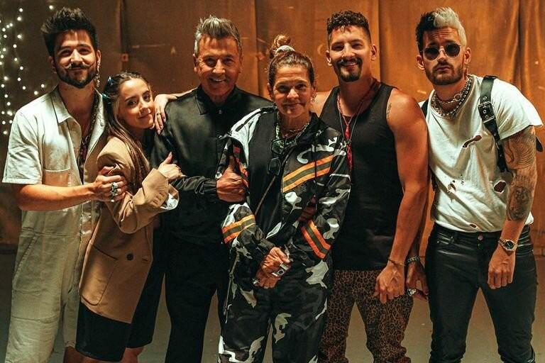 La familia Montaner va a tener su propio reality show