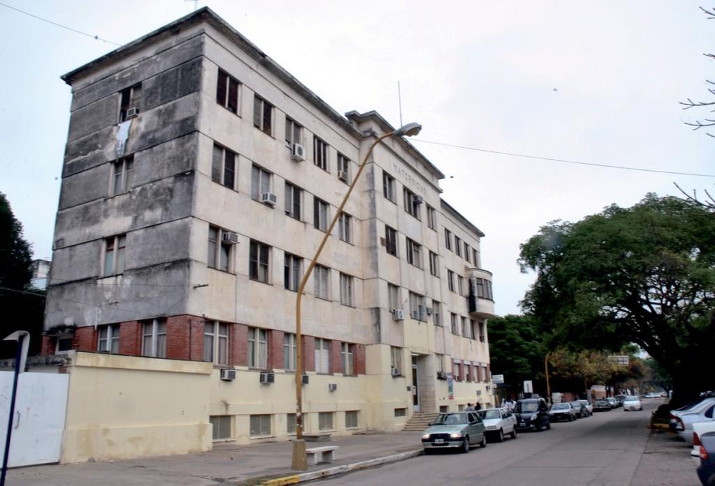 El hospital Iturraspe viejo se suma como centro de testeos de covid
