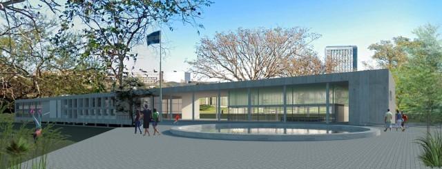 La Universidad Nacional del Litoral suma un nuevo aulario en la Costanera Este