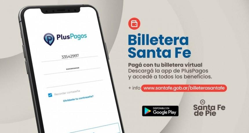 Billetera Santa Fe tiene más de 32 mil operaciones diarias