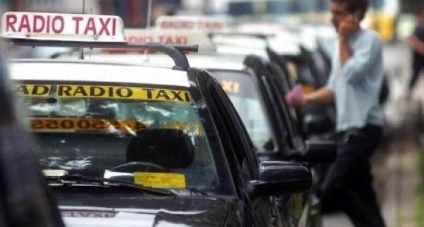 Taxis y remises podrían incorporar Billetera Santa Fe como forma de pago
