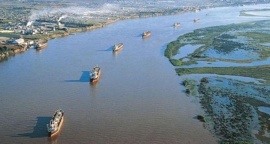 Santa Fe propone un organismo de control para la Hidrovía Paraná - Paraguay