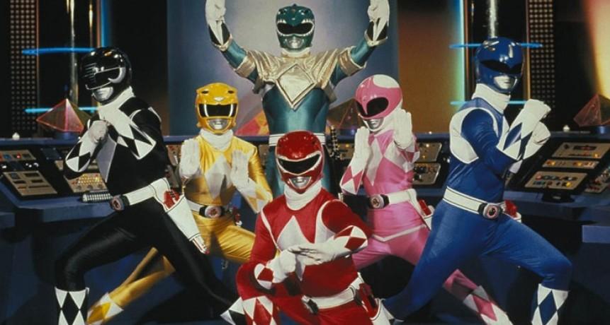 Las peleas de los Powers Rangers eran sacadas de una serie japonesa