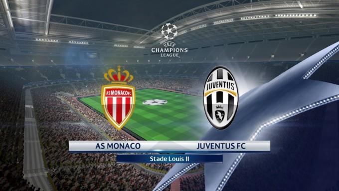 Mónaco y Juventus se enfrentan por la otra semifinal de la Champions