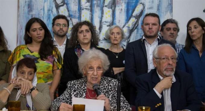 Abuelas y Madres de Plaza de Mayo repudiaron el aval de la Corte al beneficio de 2x1 para condenados por delitos de lesa humanidad