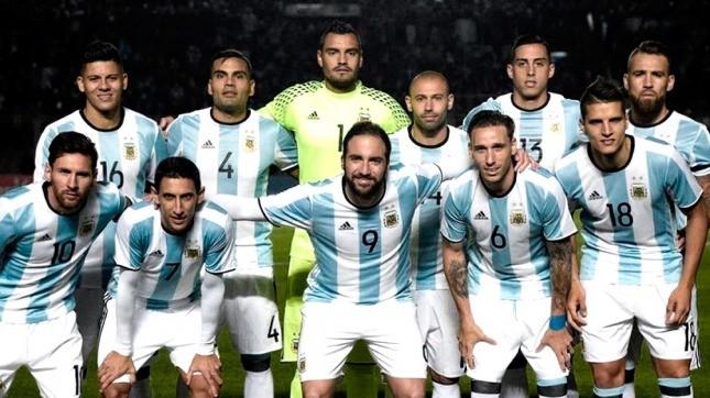 Argentina sigue segunda en el ranking de la FIFA