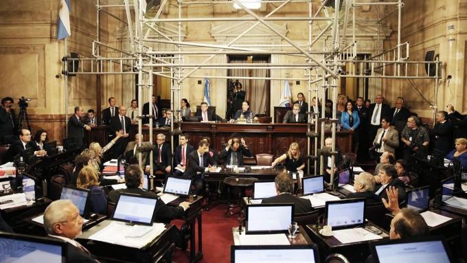 El Senado trata el límite a la aplicación del 2x1 en delitos de lesa humanidad