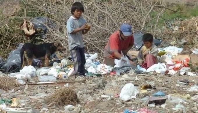 El 46% de los chicos y adolescentes argentinos es pobre