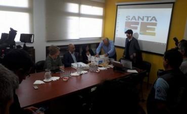 El acto licitatorio para la concesión de la Autopista Santa Fe - Rosario tuvo un solo oferente
