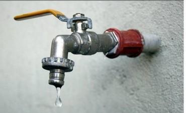 Corte de agua programado para el jueves en Santo Tomé
