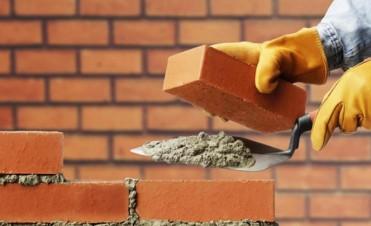 La venta de insumos para la construcción aumentó más de seis y medio por ciento en abril