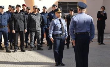 Una comisario mujer asumió como subjefa de la Unidad Regional I