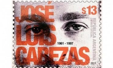 La imagen de José Luis Cabezas estará en estampillas de Correo Argentino