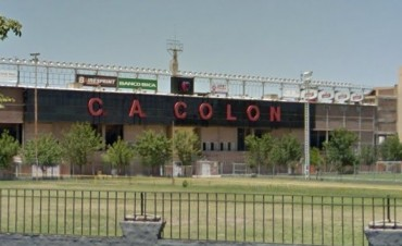El estadio de Colón tendrá una capacidad de unas 32 mil personas el próximo domingo