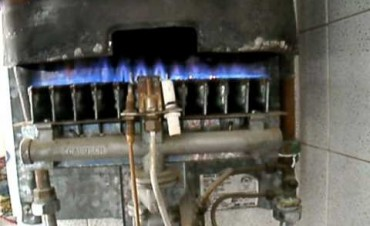 El Gobierno nacional lanzará una campaña de ahorro de gas promoviendo el uso de calefones sin piloto