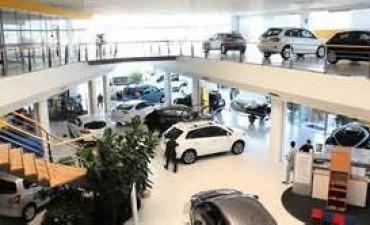 El patentamiento de vehículos con financiamiento subió dieciocho por ciento interanual en abril
