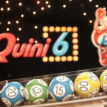 El Quini 6 sorteará setenta y siete millones de pesos el domingo