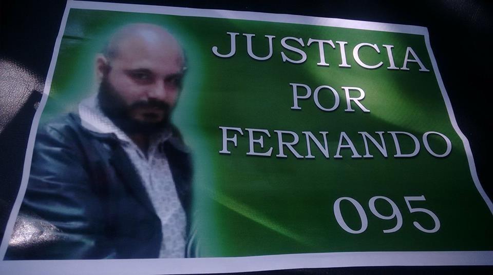 Taxistas y remiseros realizan reclamando justicia por Fernando Rodriguez