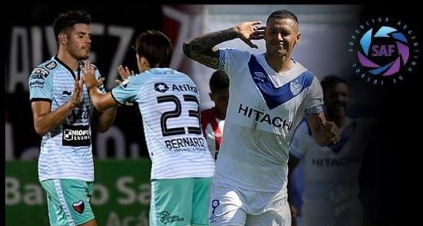 El partido entre Colón y Vélez se juega el 10 de mayo