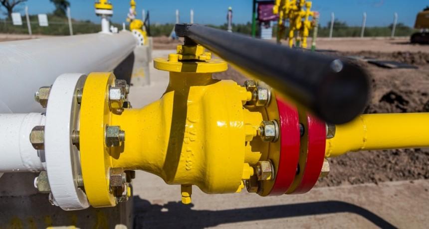 La provincia presenta a entidades gremiales el proyecto del Gasoducto de la Costa