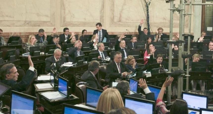 El Senado debate el proyecto para retrotraer tarifas de servicios públicos