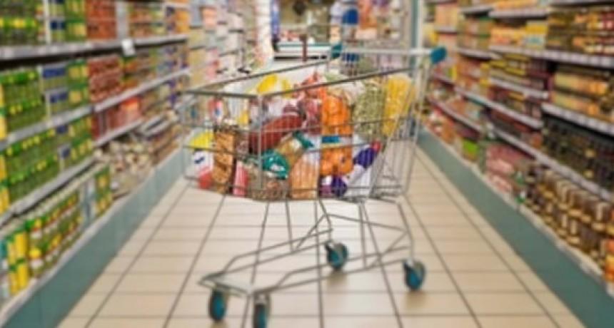 La exportación de alimentos bajó casi uno por ciento durante el primer cuatrimestre del año