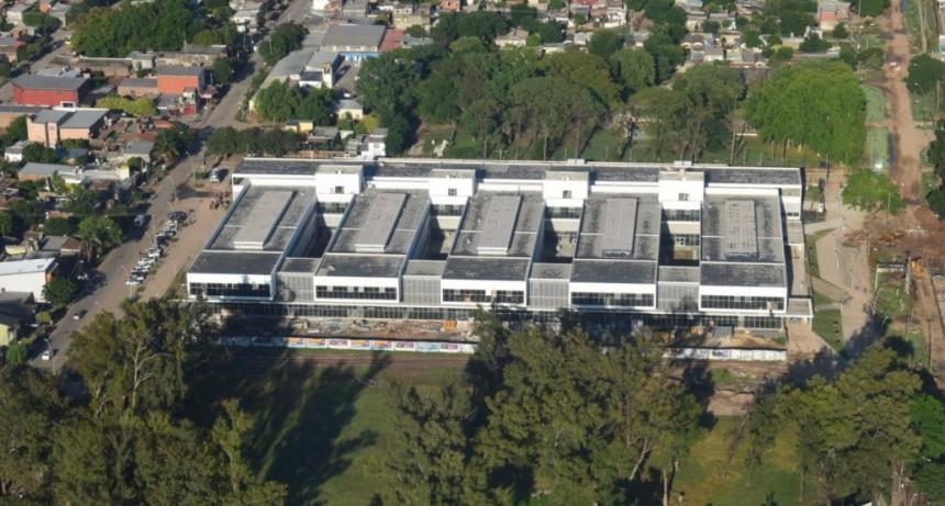 La inauguración del nuevo hospital Iturraspe se realizará el martes