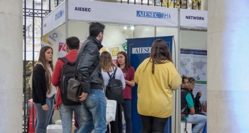 La UNL prepara la Feria del Empleo y Posgrado