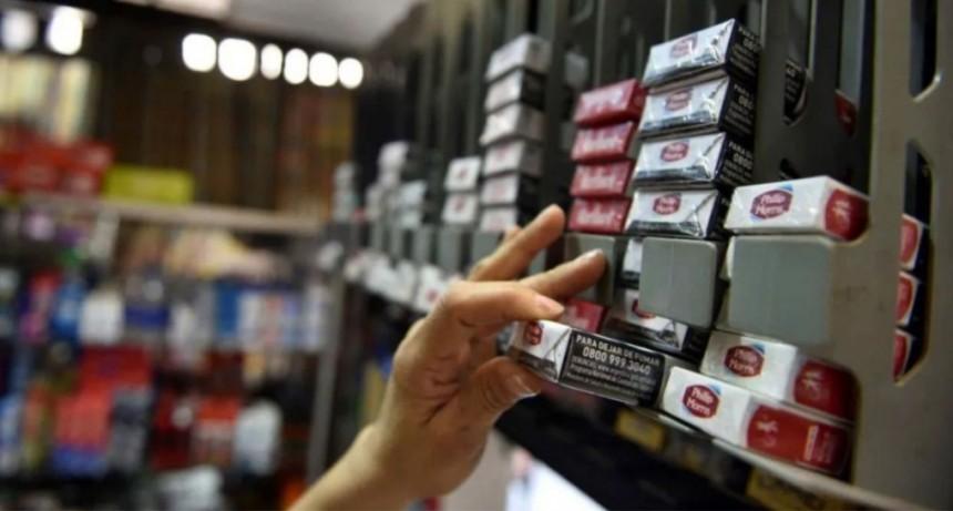 Falta de cigarrillos: se espera que en 10 días llegue stock
