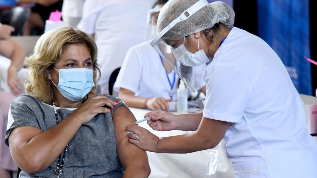 Amsafe reclama la vacunación de 140 docentes