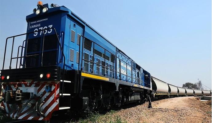 Continúan los arreglos en las vías para el tren entre Laguna Paiva y Santa Fe