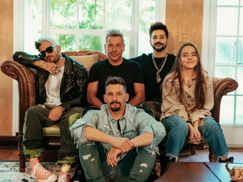 La familia Montaner darán juntos un concierto por primera vez